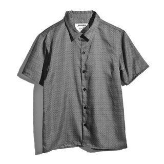 Pinkoi HypA 催眠格 襯衫