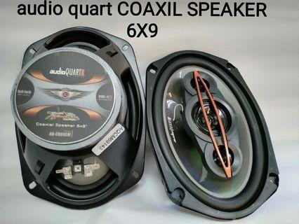 Audio quart 6x9 speaker