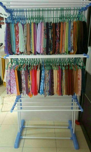 Hanging & drying rack
