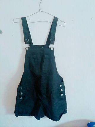 Overall cotton on