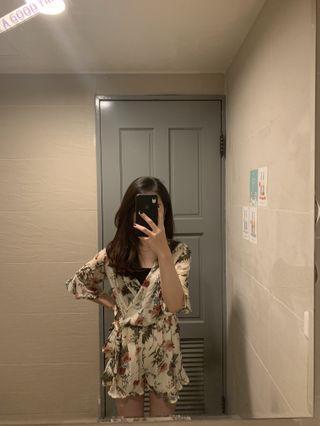 女神 花洋裝