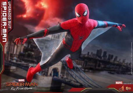 [Pre-Order] Hot Toys - MMS542 - Spider-Man: Far From Home - 1/6th scale Spider-Man (Upgraded Suit) Collectible Figure