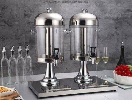 Double Dispenser 8L + 8L