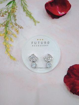 ✨韓國. 銀飾耳環✨