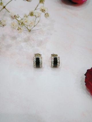 ✨韓國。銀飾耳環✨