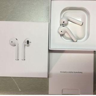 蘋果AirPods2 正品