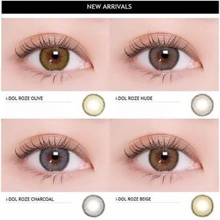 Softlens I-dol Roze by Urban Factory