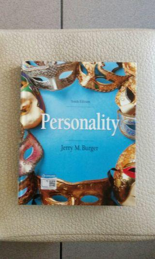 Personality (Tenth Edition) 精裝本