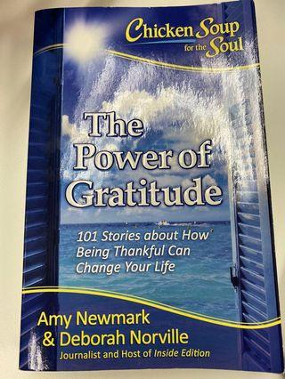 Chicken Soup for the soul The Power of Gratitute
