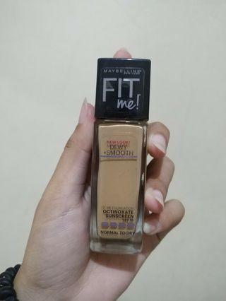 Promo 10.10 Maybelline Fit Me Foundation