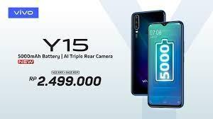 Vivo Y15 4/64 GB ( Kredit )