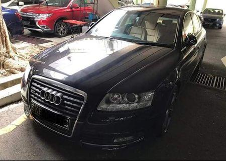 Audi A6 Singapore