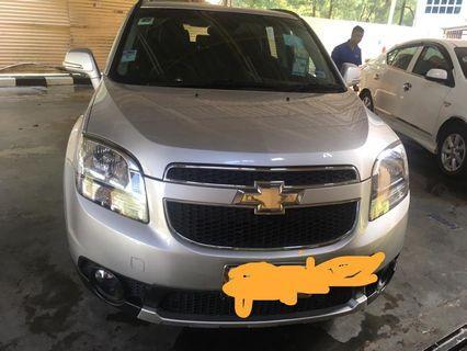 Chevrolet Orlando Singapore