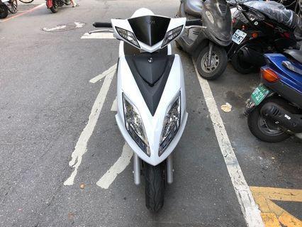 三陽 fighter 150