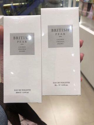British Pear Parfume