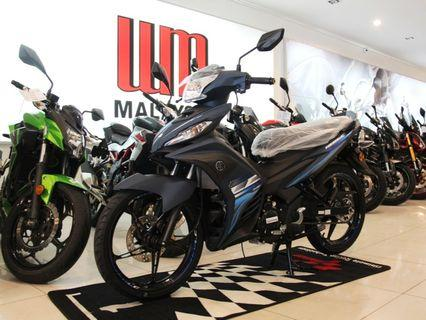 YAMAHA 135LC SPECIAL EDITION