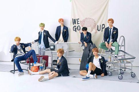 Clearance NCT Dream Official Posters Sale