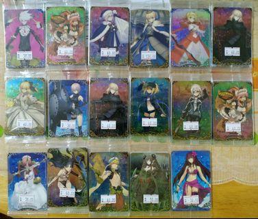 FGO Card Collection
