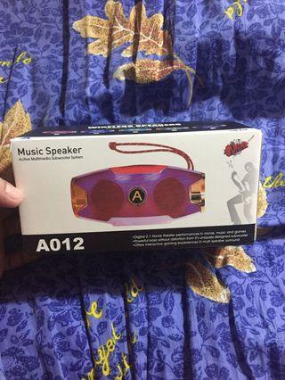 AO12 Bluetooth speaker