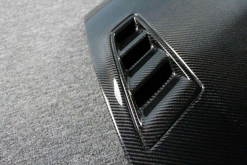 19 lelong Civic FD mugen RR advance. Carbon bonnet. Perfect Fitment.