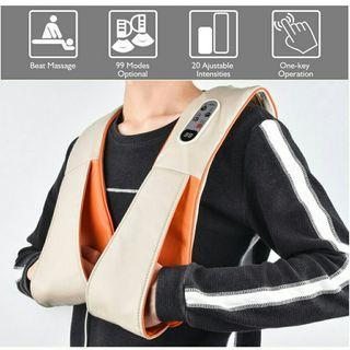 Back Shoulder Body Massage Mesin Urut Belakang