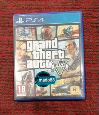 Used PS4 GTAV