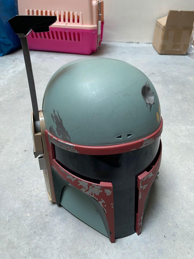2009 Vintage Boba Fett Helmet