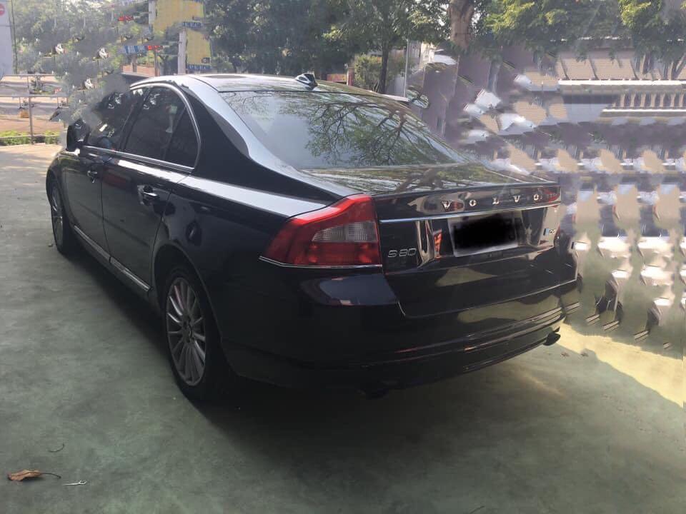 2009年s80柴油
