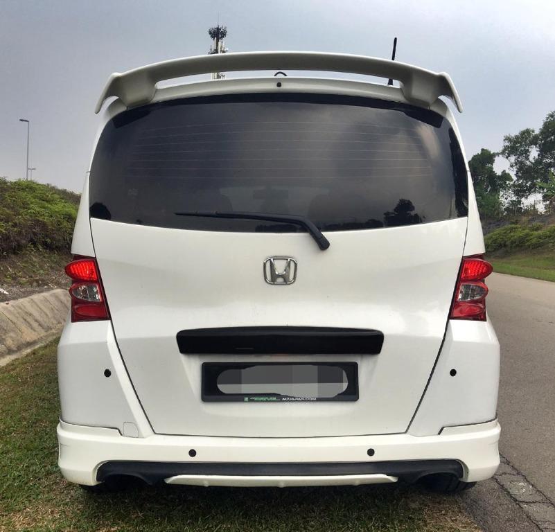 2010/11 Honda FREED 1.5 E (A) B/L LOAN KEDAI DP 3K