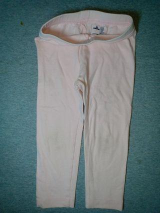 Legging baby gap 18-24bln