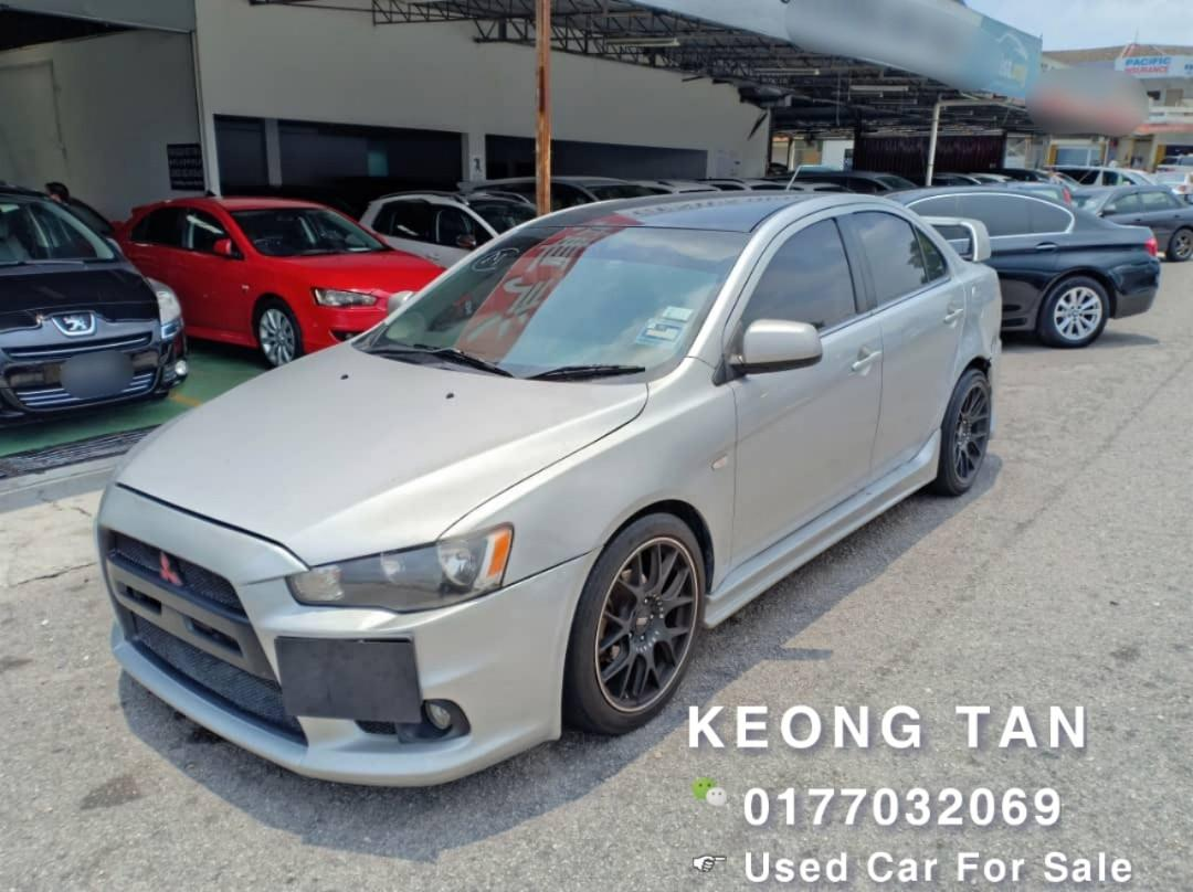 2012TH🚘PROTON INSPIRA 2.0AT PREMIUM CVT CONVERT LANCER Model/FullLoan Rm 3X,Xxx Only‼LowestPrice InJB‼ Bulanan Rm 570🎉Interested Call📲KeongForMore🤗