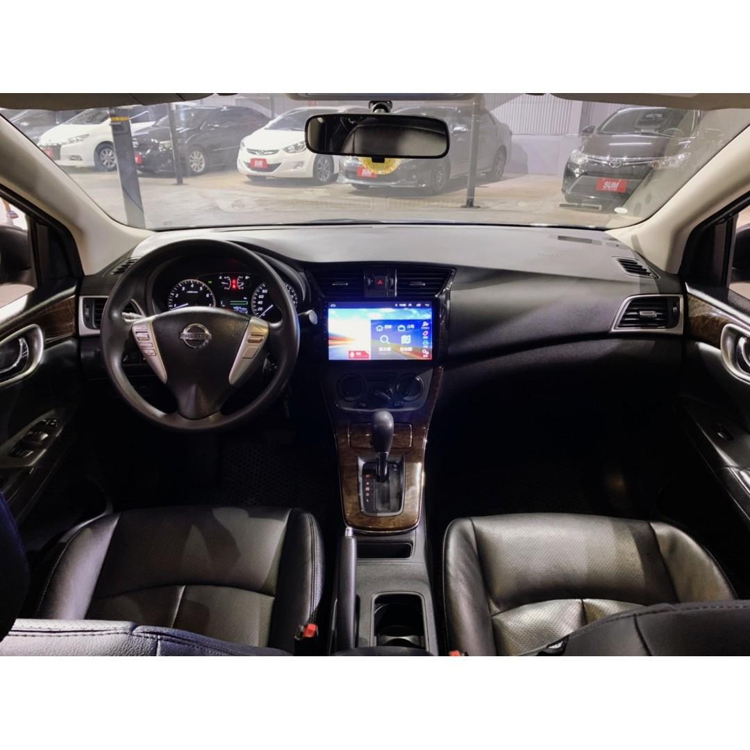 2015 Nissan SuperSentra 1.8 夢幻紺青