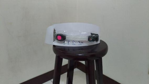 Jack Wolfskin 飛狼 LED發光手環 臂環 (夜間運動 慢跑 健走)夜光手環 夜跑LED手環 矽膠發光手環