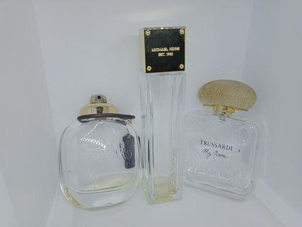 Ori Botol parfum kosong (3 PCS)