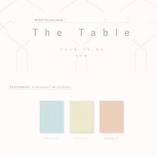 [PO] NUEST - The Table