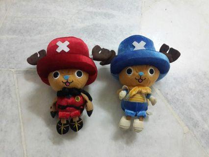 Chopper x dragon ball one piece