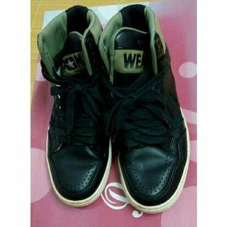郵寄免運費 converse休閒鞋 US7.5 UK6.5 EUR40.5 25.5CM