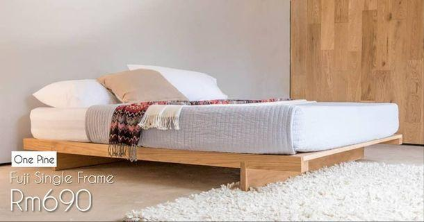 Fuji Single Bed Frame