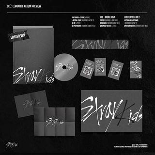 [PO] Stray Kids - Cle: LEVANTER (Limited Ed.)