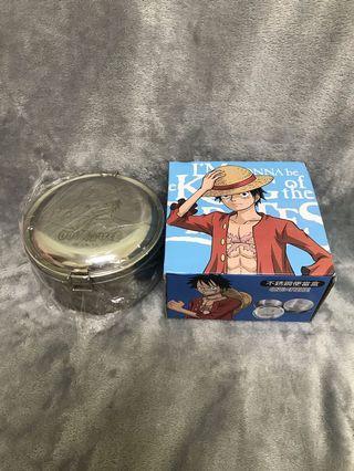 海賊王 魯夫 便當盒