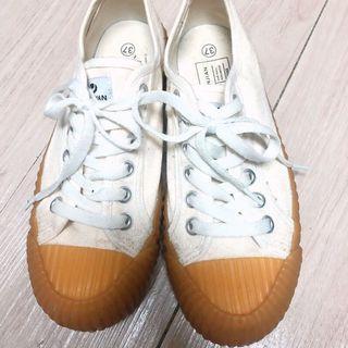 餅乾鞋36號