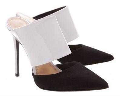 Schutz Quereda Mules High Heels
