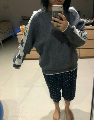 PULL AND BEAR SWEATER AUTH 100%
