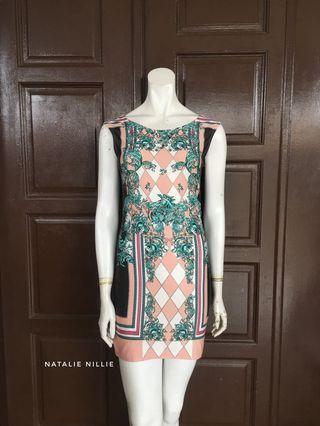 Bodycon Stretchy Dress #1010