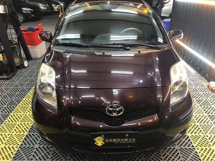 2010年 豐田Toyota YARIS 1.5 G版 小鴨 小改款 高雄二手車 五門車 省油小車