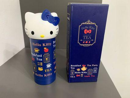 Kitty頭保溫瓶 230ml 全新