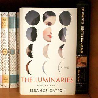 The Luminaries 發光體 精裝原文英文書 原文小說