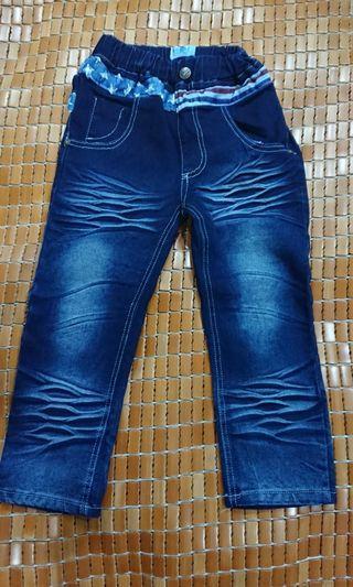 兒童牛仔長褲(5-7歲)