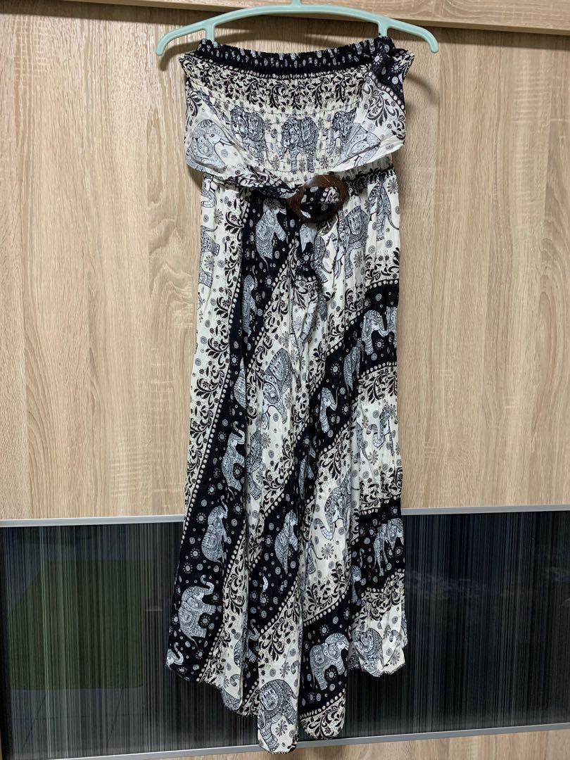 泰國帶回2way洋裝