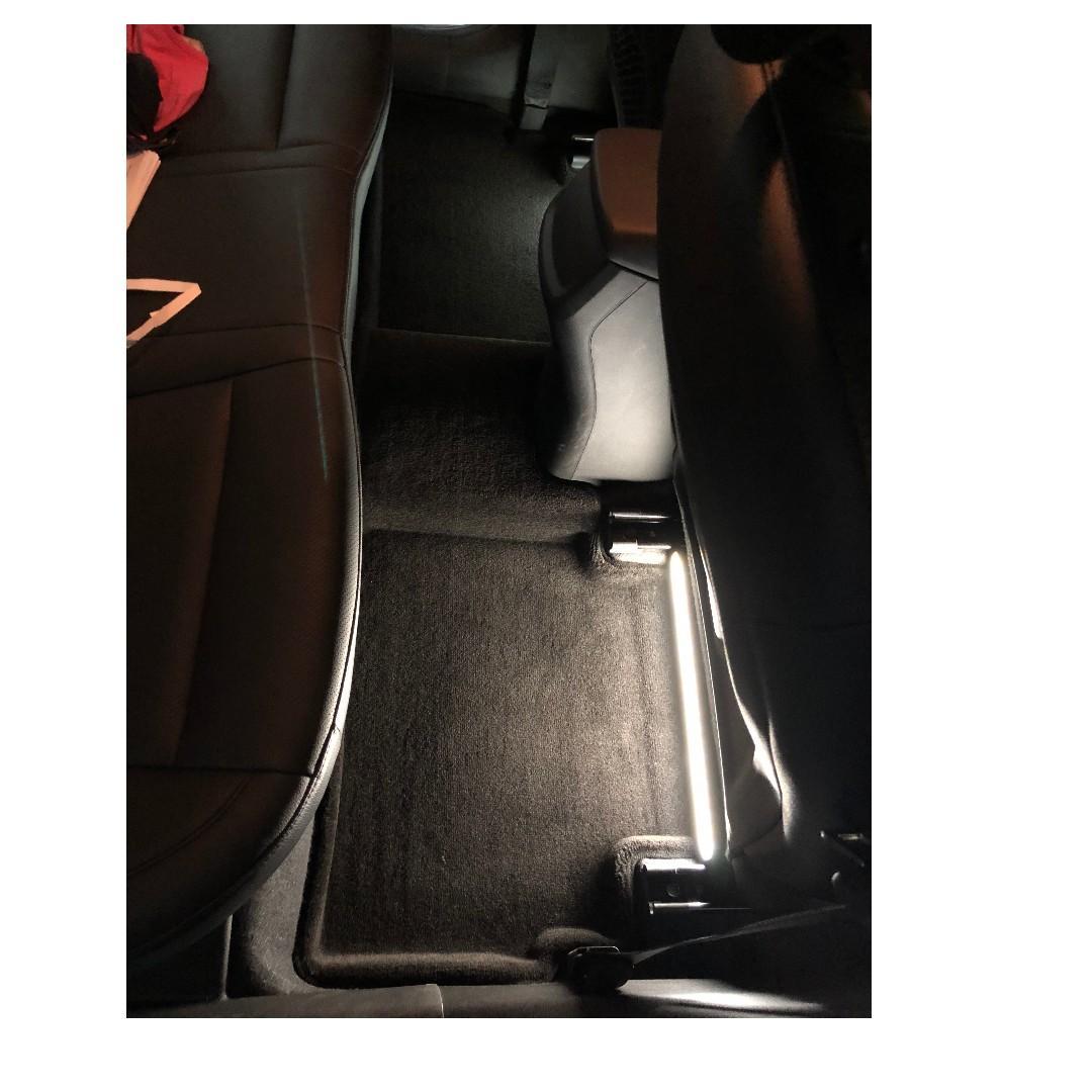 3D Maxpider Royal Car Mats - Hyundai Elantra